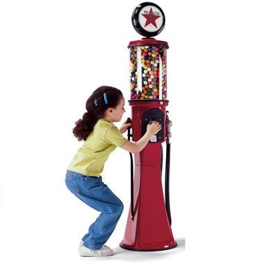 The Junior Gumball Machine