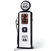 The Route 66 Gumball Machine.