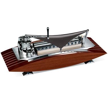 The Yachtsman's Swiss Music Box.