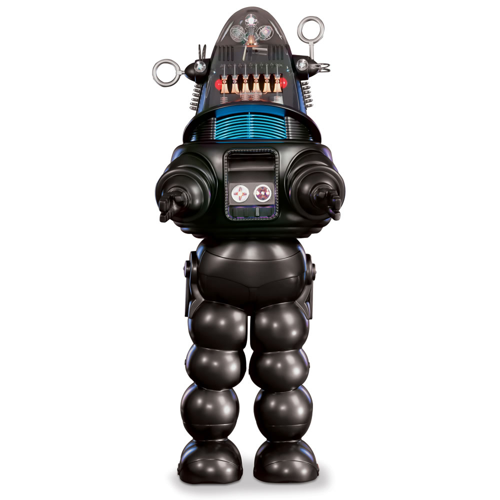The Genuine 7 Foot Robby The Robot2