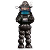 The Genuine 7 Foot Robby The Robot.