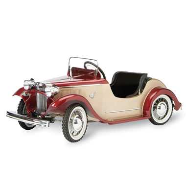 The Classic 1932 Roadster Pedal Car.