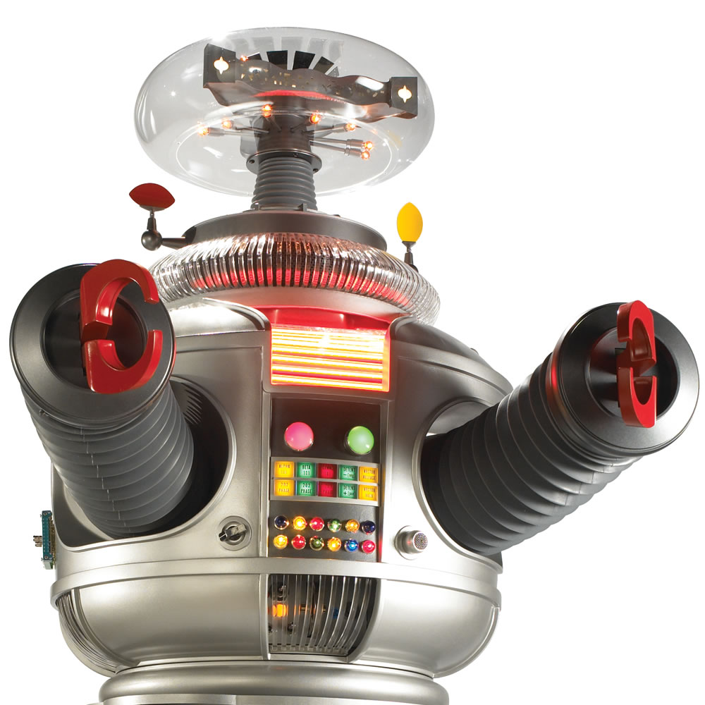 The Genuine Lost In Space B-9 Robot 2