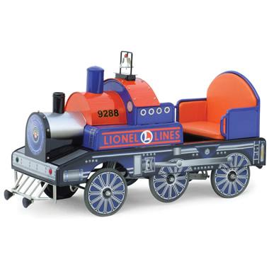 The Classic Lionel Pedal Train