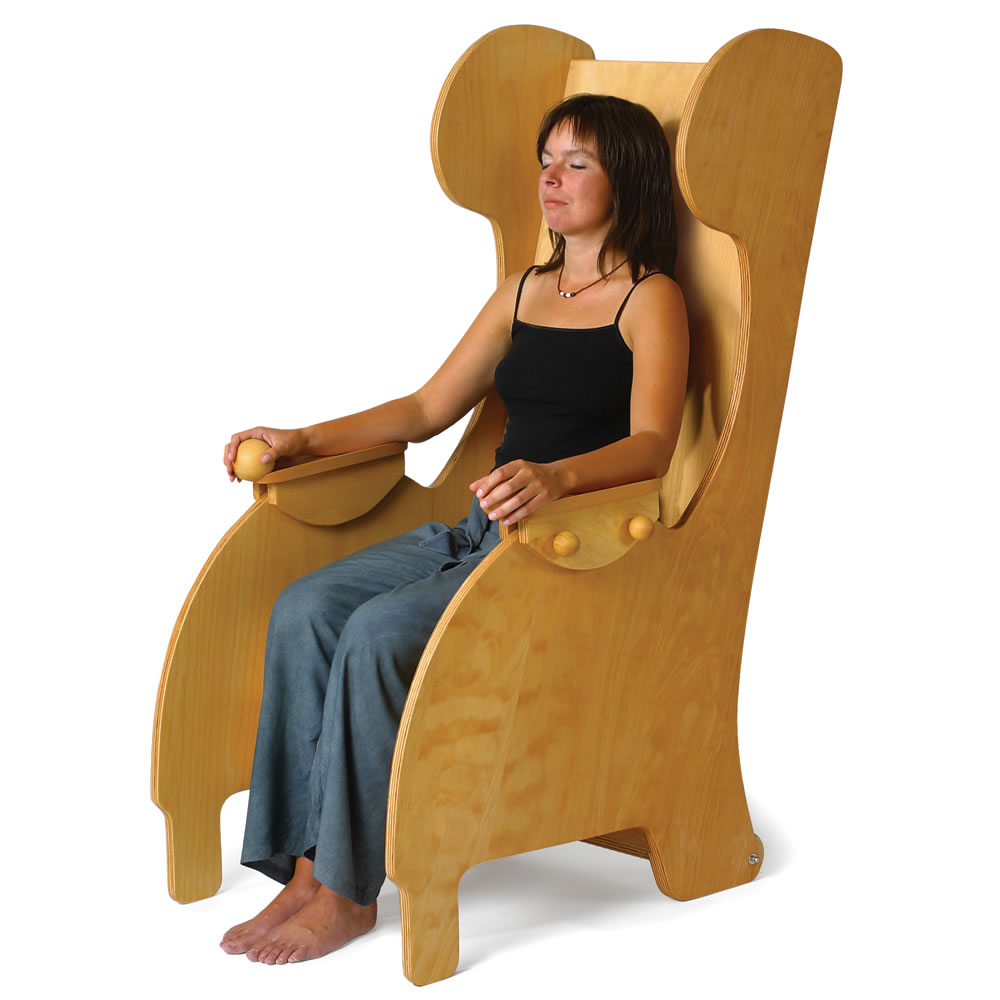 The Acoustic Resonance Massage Chair2
