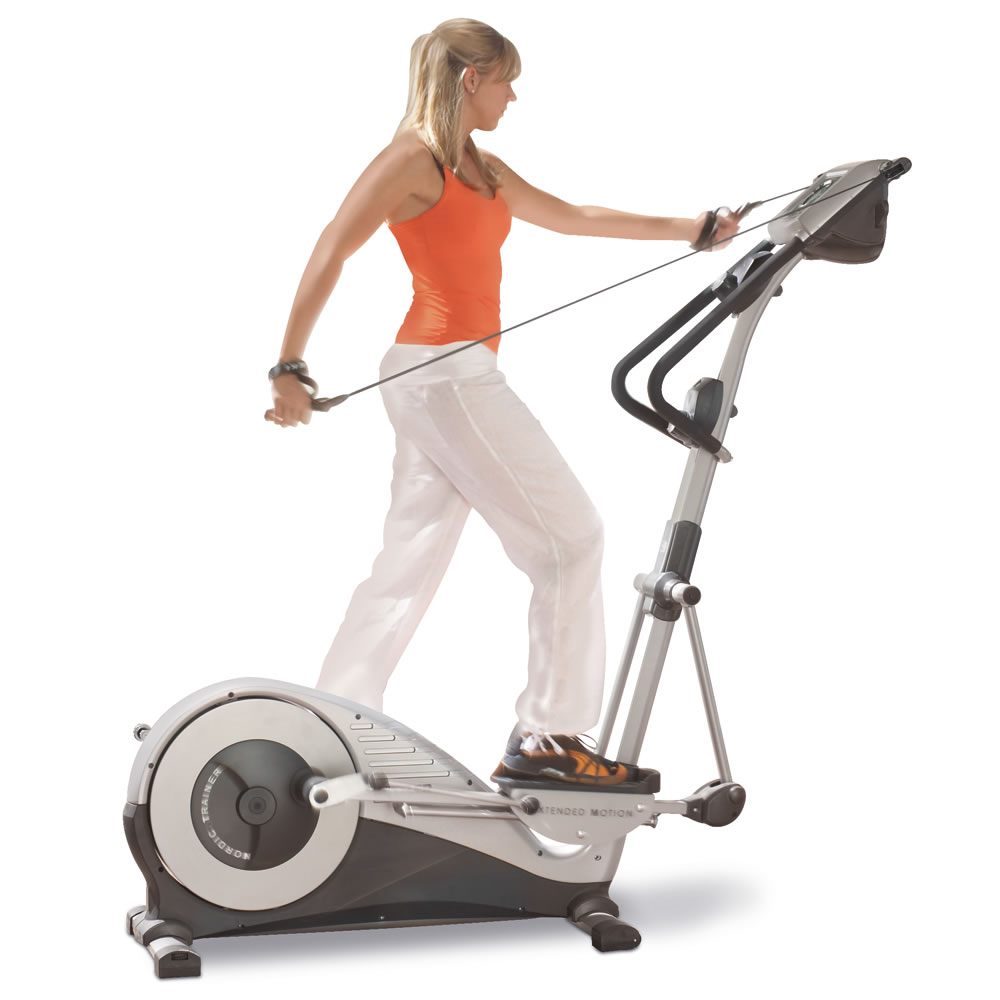The Whole Body Elliptical Trainer 2