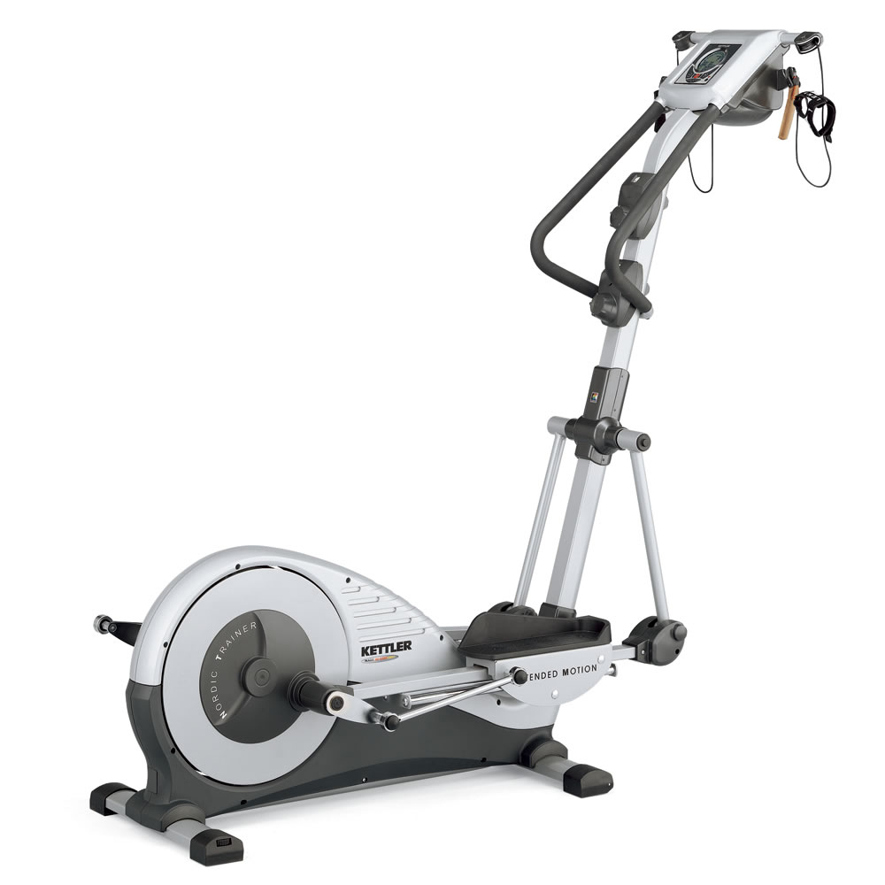 The Whole Body Elliptical Trainer 1