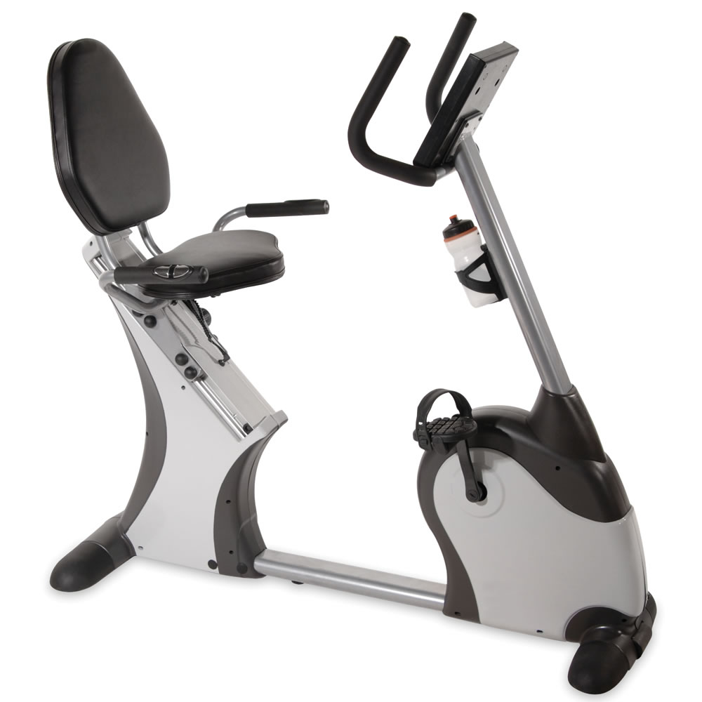 The Easy Access Recumbent Exercise Bicycle 1