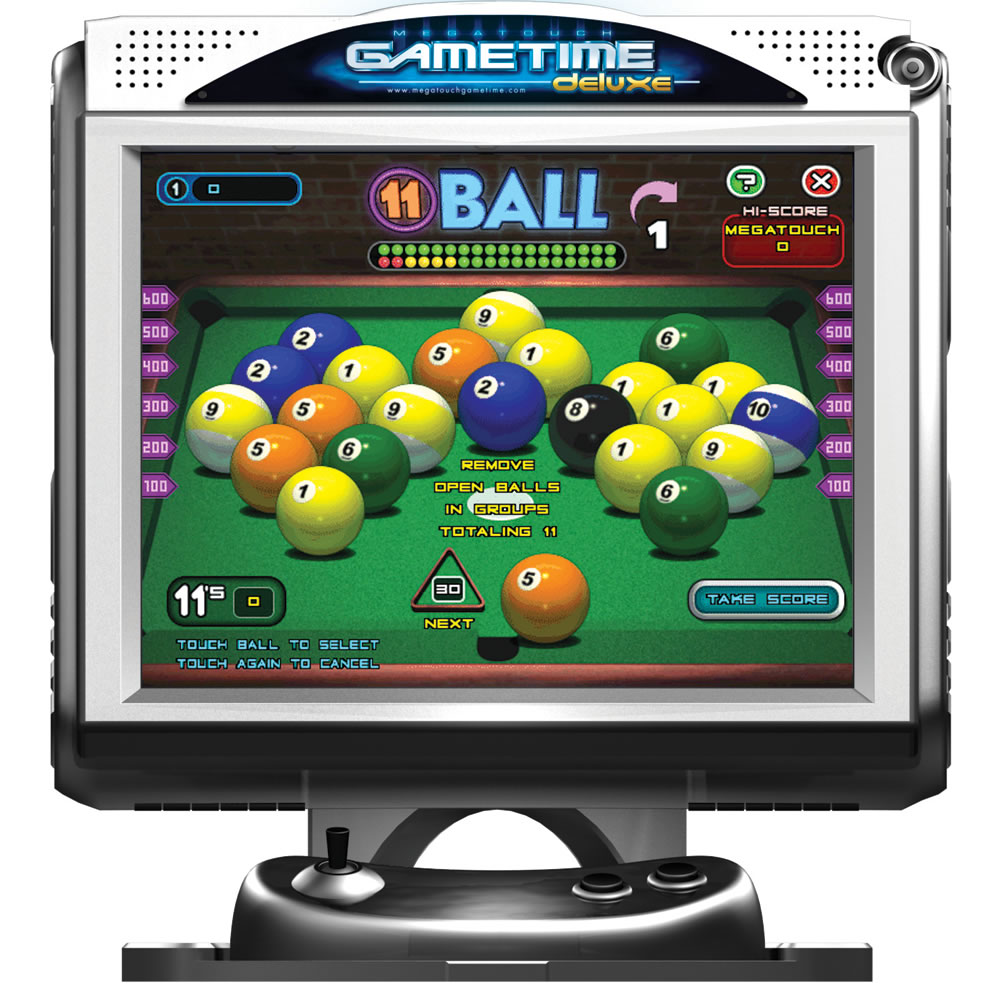 The Touchscreen 130 Game Tavern Arcade 2