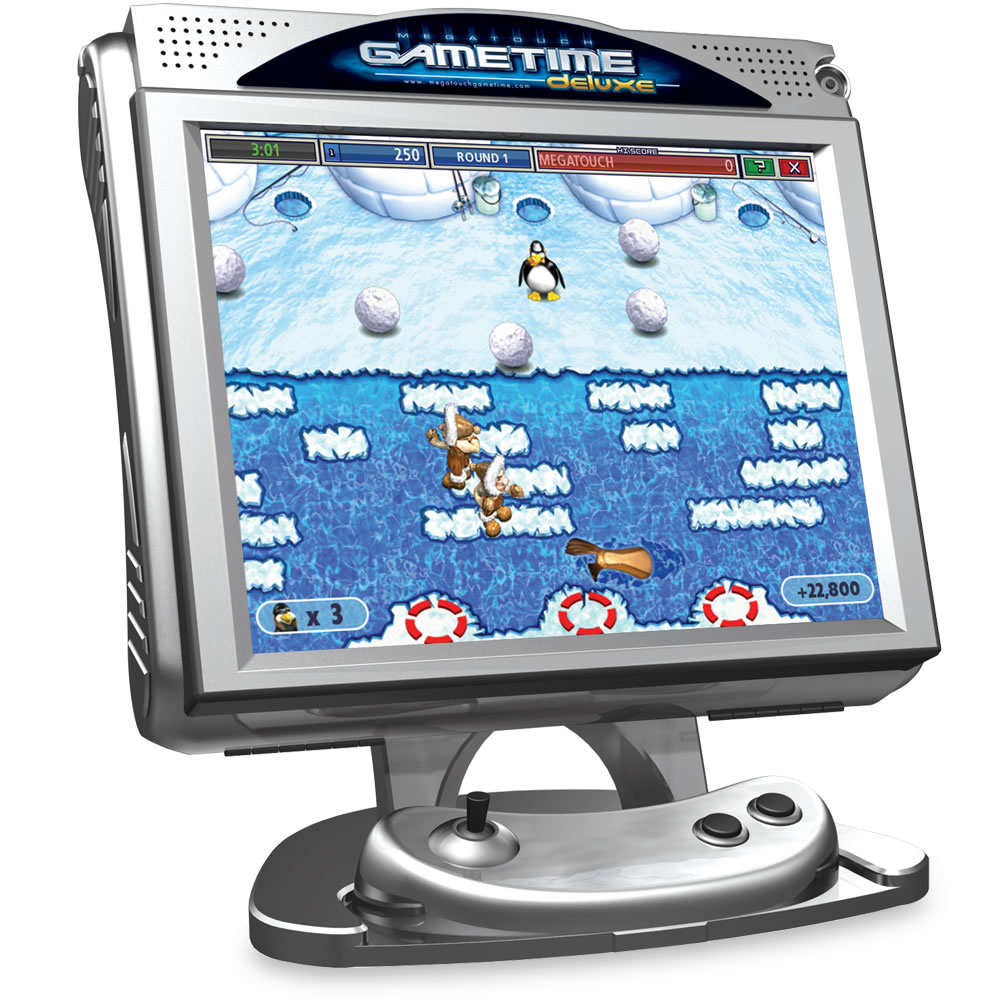 The Touchscreen 130 Game Tavern Arcade 1