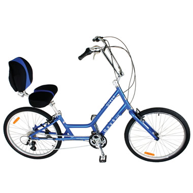 The Bucket Seat Bicycle.