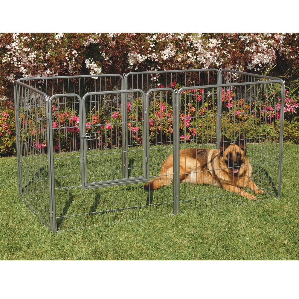 The Configurable Outdoor / Indoor Pet Pen 2
