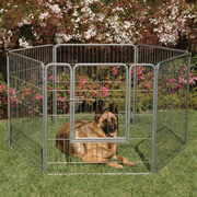The Configurable Outdoor / Indoor Pet Pen.