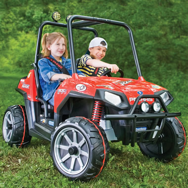 The Ride On All Terrain Polaris.