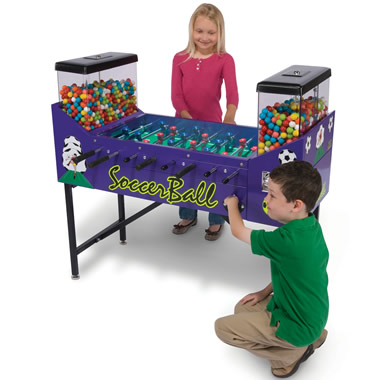 The Only Gumball Foosball.
