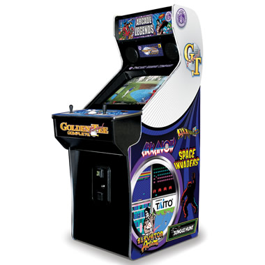 The Arcade Legends 130 Game System
