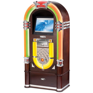 The iTunes Jukebox.