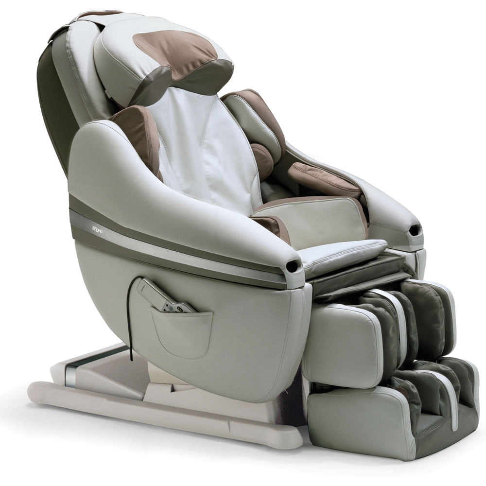 The Only Whole Body Massage Chair 2