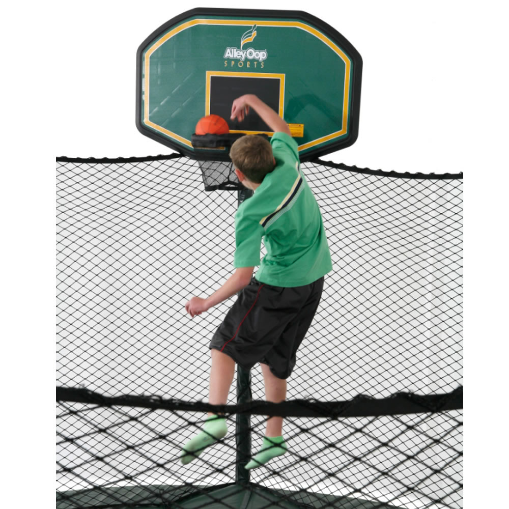 The Double Bounce Trampoline 2