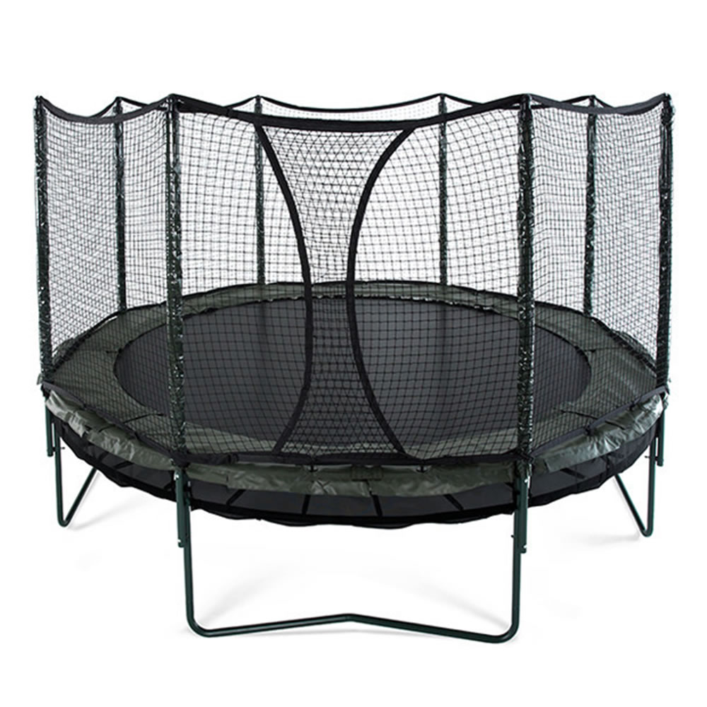 The Double Bounce Trampoline 1