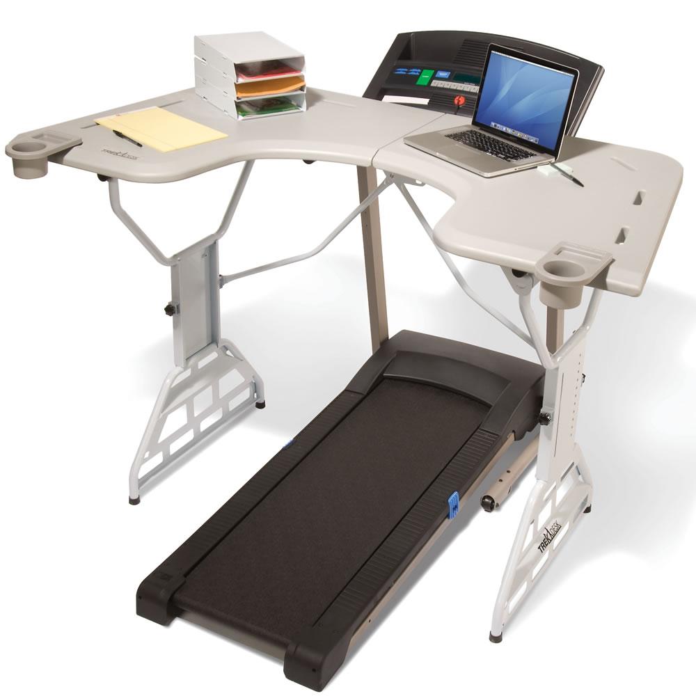 Treadmill Desk Cheap: Hammacher Schlemmer