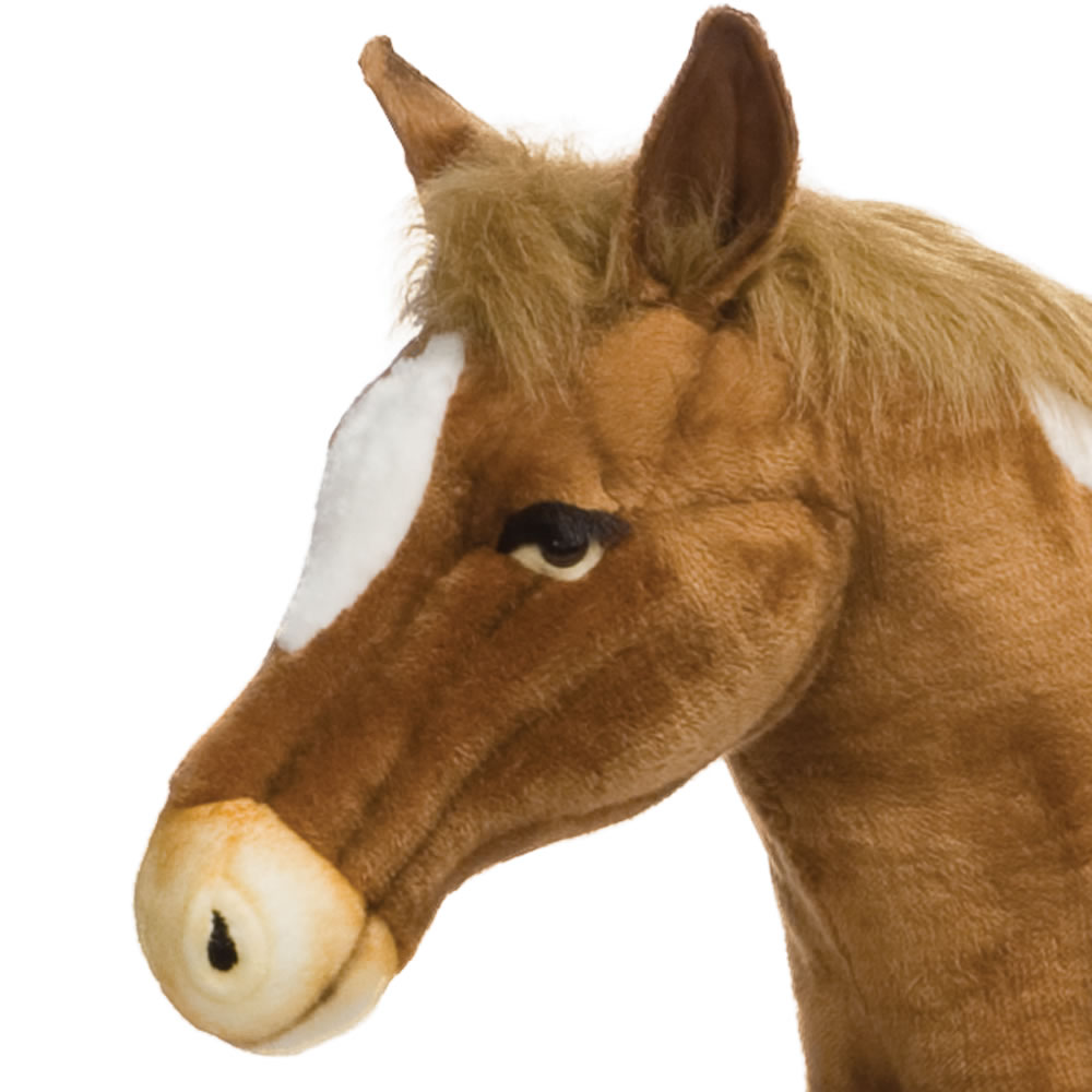 The 5 Ft  Realistic Paint Pony 2