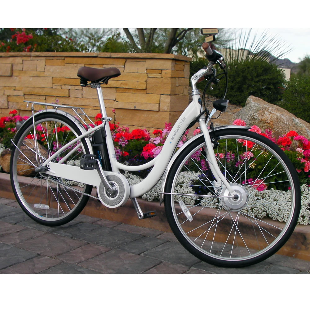 The Automatic Assist Power Bicycle 2