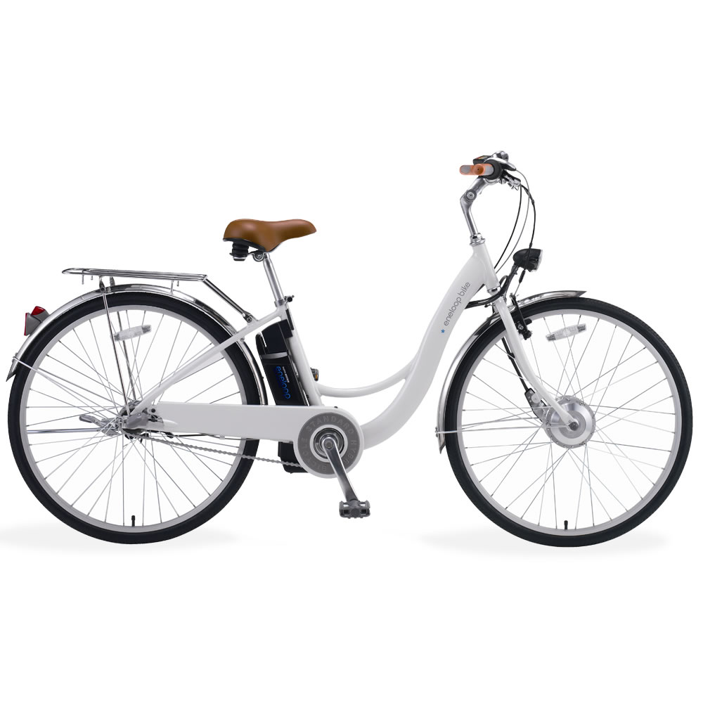 The Automatic Assist Power Bicycle 1