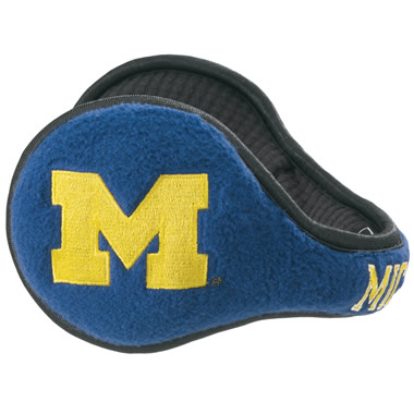 The Alma Mater Ear Warmers.