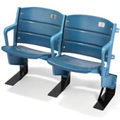 The Authentic Yankee Stadium Seats.
