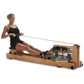 The Water Rower.