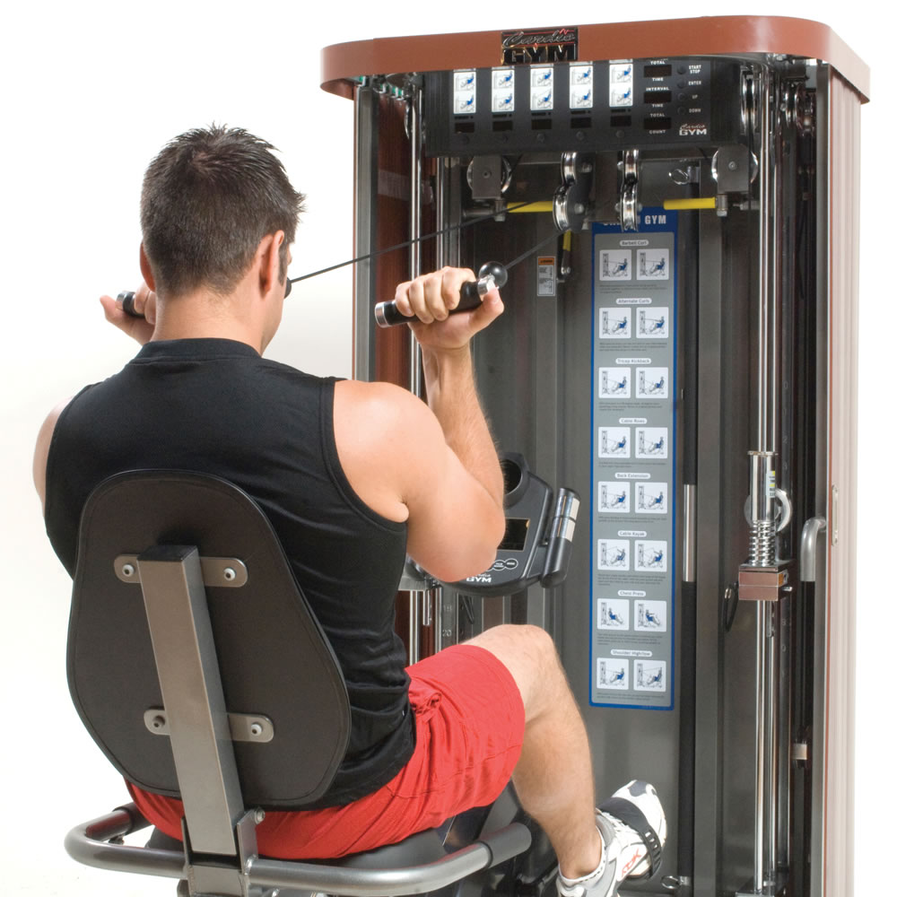 The Foldaway Armoire Gym 2