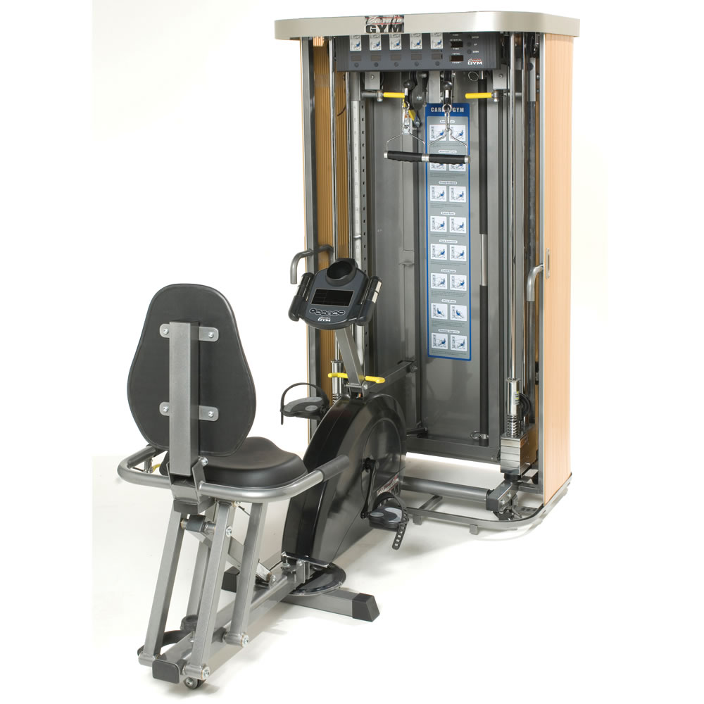 The Foldaway Armoire Gym 1