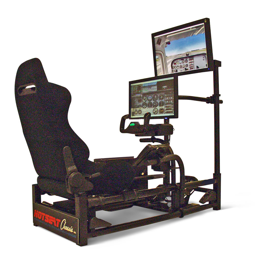 The Cockpit Flight Simulator2