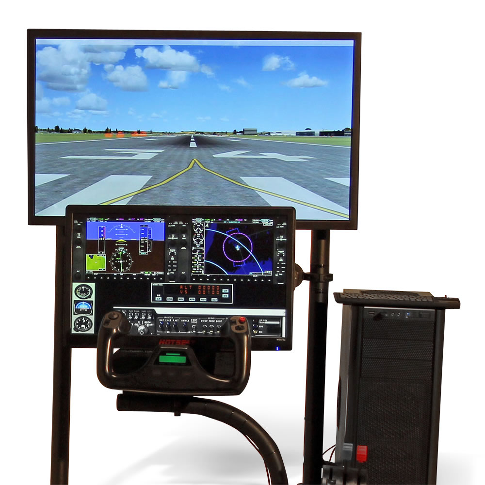 The Cockpit Flight Simulator4