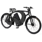 The Bavarian Electric Touring Bicycle.