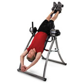 The Motorized Inversion Table.