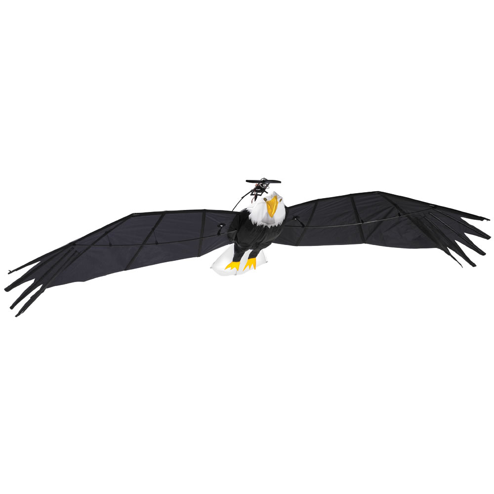The 9 1/2 Foot Remote Controlled Bald Eagle 1