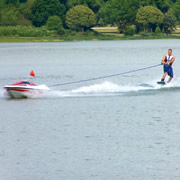The Skier Controlled Tow Boat.