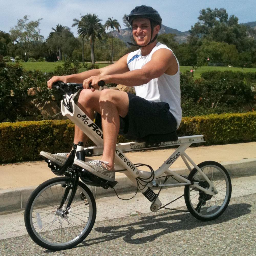 The Rowbike 2