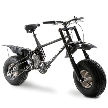 The Only All Terrain Electric Bicycle.