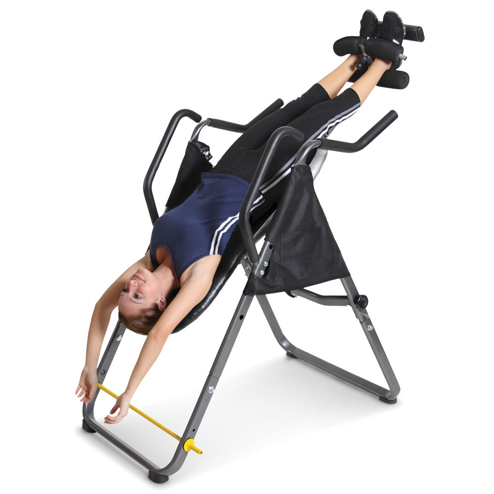 The Inversion Machine And Captain's Chair 2