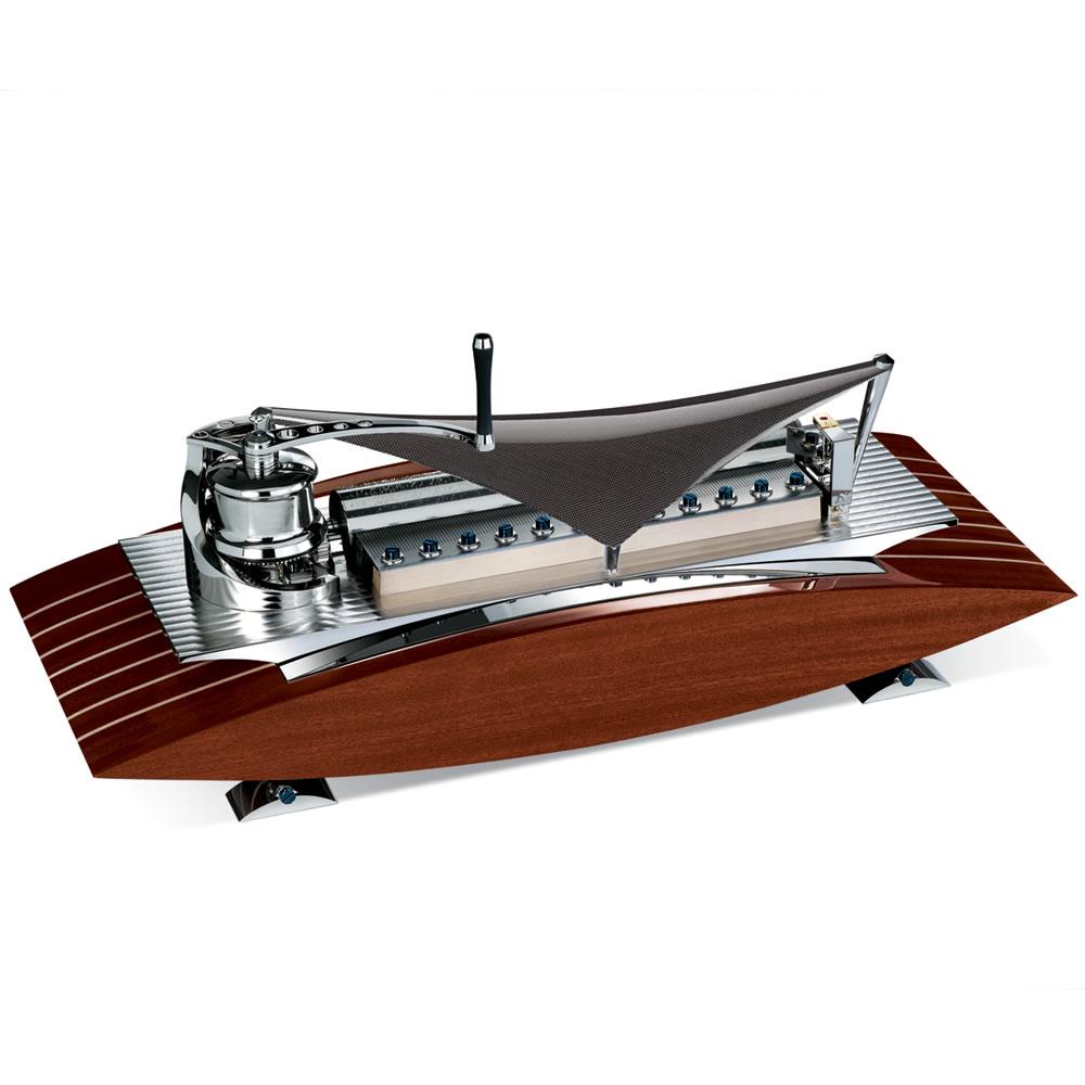 the swiss watchmaker 39 s boite a musique hammacher schlemmer. Black Bedroom Furniture Sets. Home Design Ideas