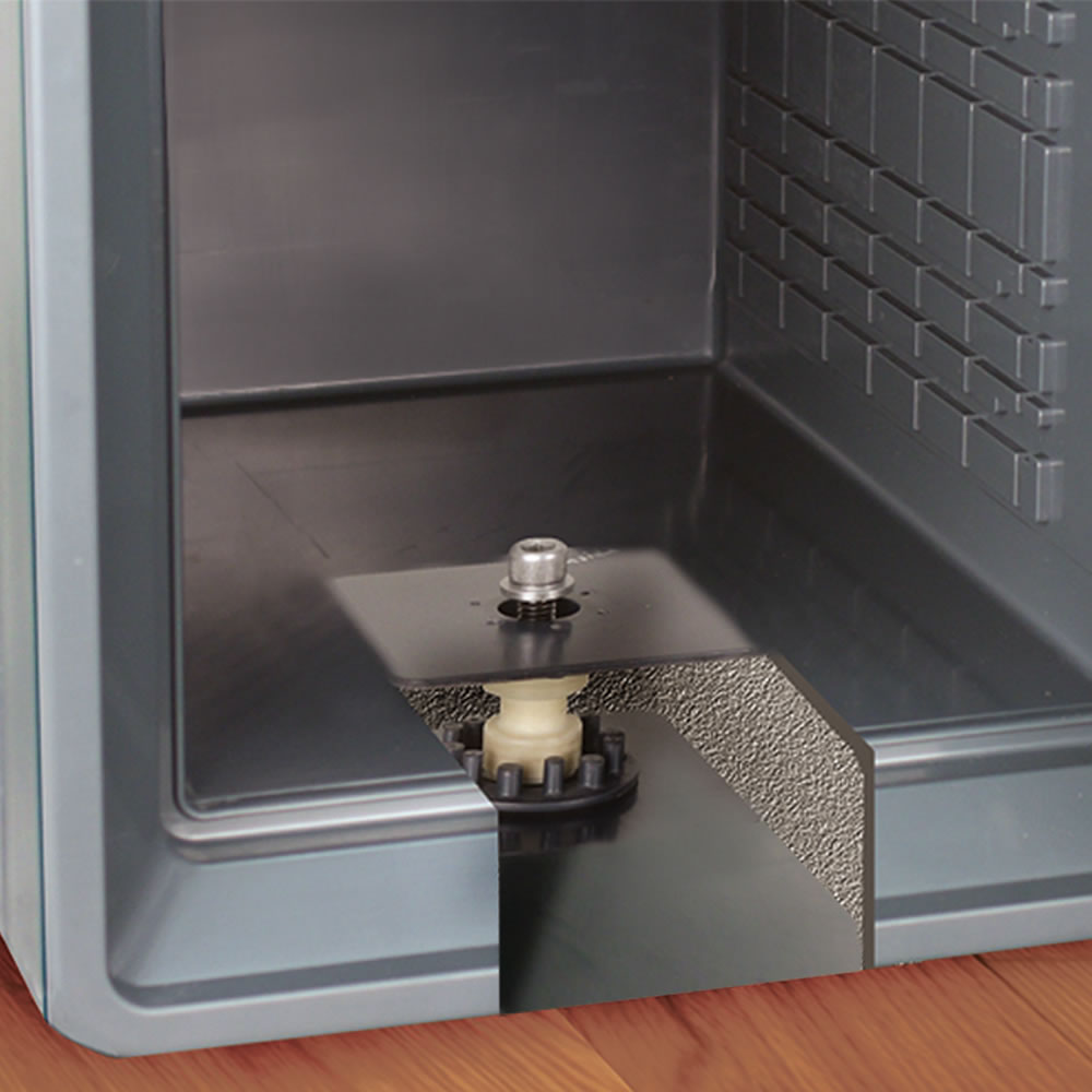 The Waterproof Bolt Down Safe3