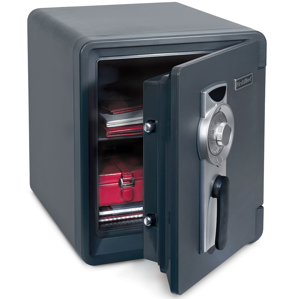 The Waterproof Bolt Down Safe1