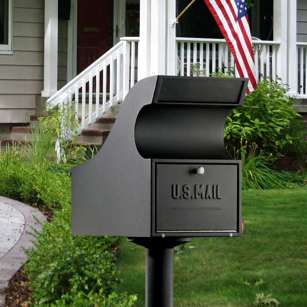 The Dead Bolt Mailbox 2