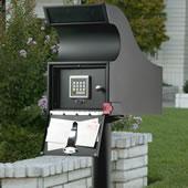 The Dead Bolt Mailbox.