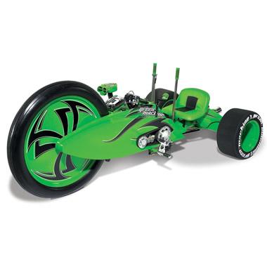 The Lean Mean Green Machine.