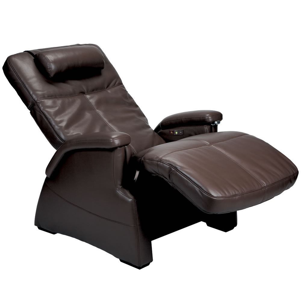 The Heated Zero Gravity Massage Chair Hammacher Schlemmer