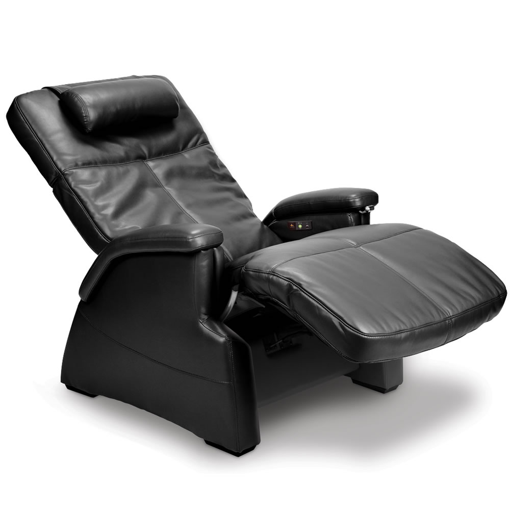 The heated zero gravity massage chair hammacher schlemmer - Fauteuil massant zero gravity ...